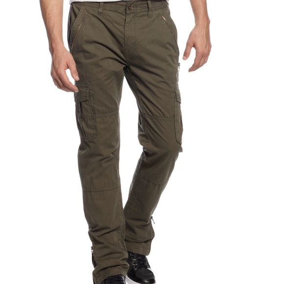 hot-selling real enjoy best price best selection of 2019 Mens khaki cargo pants